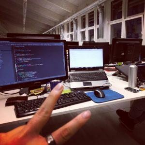 coding hackaton developer programmer Continua a leggere rarr