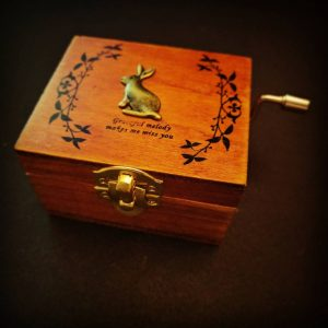 Best birthday gift  birthday gift carillon spiritedaway Continua ahellip